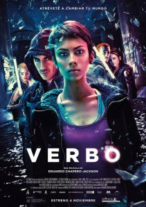 """Poster """"Verbo"""""""